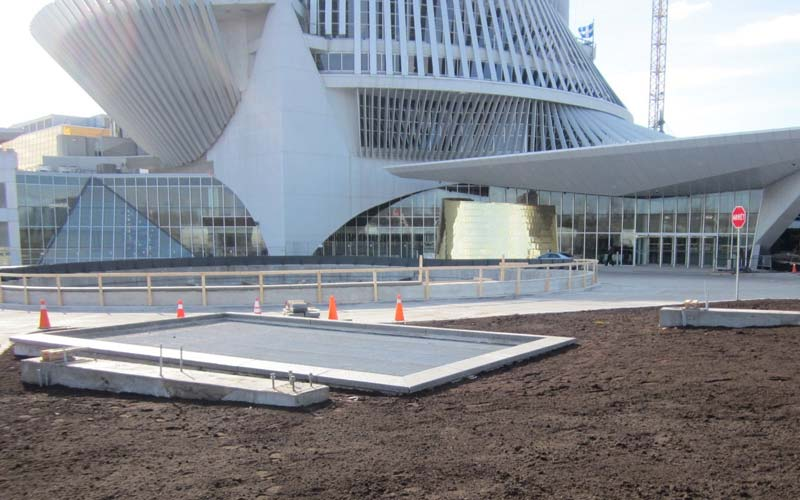 TRAVAUX DE FONDATION-CASINO DE MONTREAL